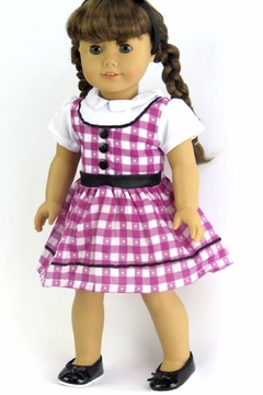 American Fashion World Doll 1950's School - Product List Image