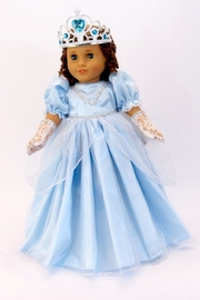 American Fashion World Doll Cinderella Gown - Product Mini Image