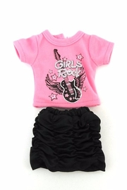 American Fashion World Doll Girls Rock - Side cropped