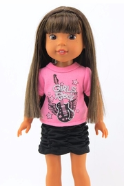 American Fashion World Doll Girls Rock - Front cropped