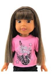 American Fashion World Doll Girls Rock - Front full body
