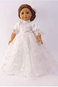 American Fashion World Doll Glitter Gown - Alternate List Image