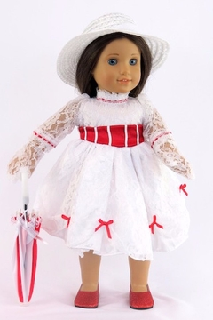 American Fashion World Doll Singing Outfit - Alternate List Image