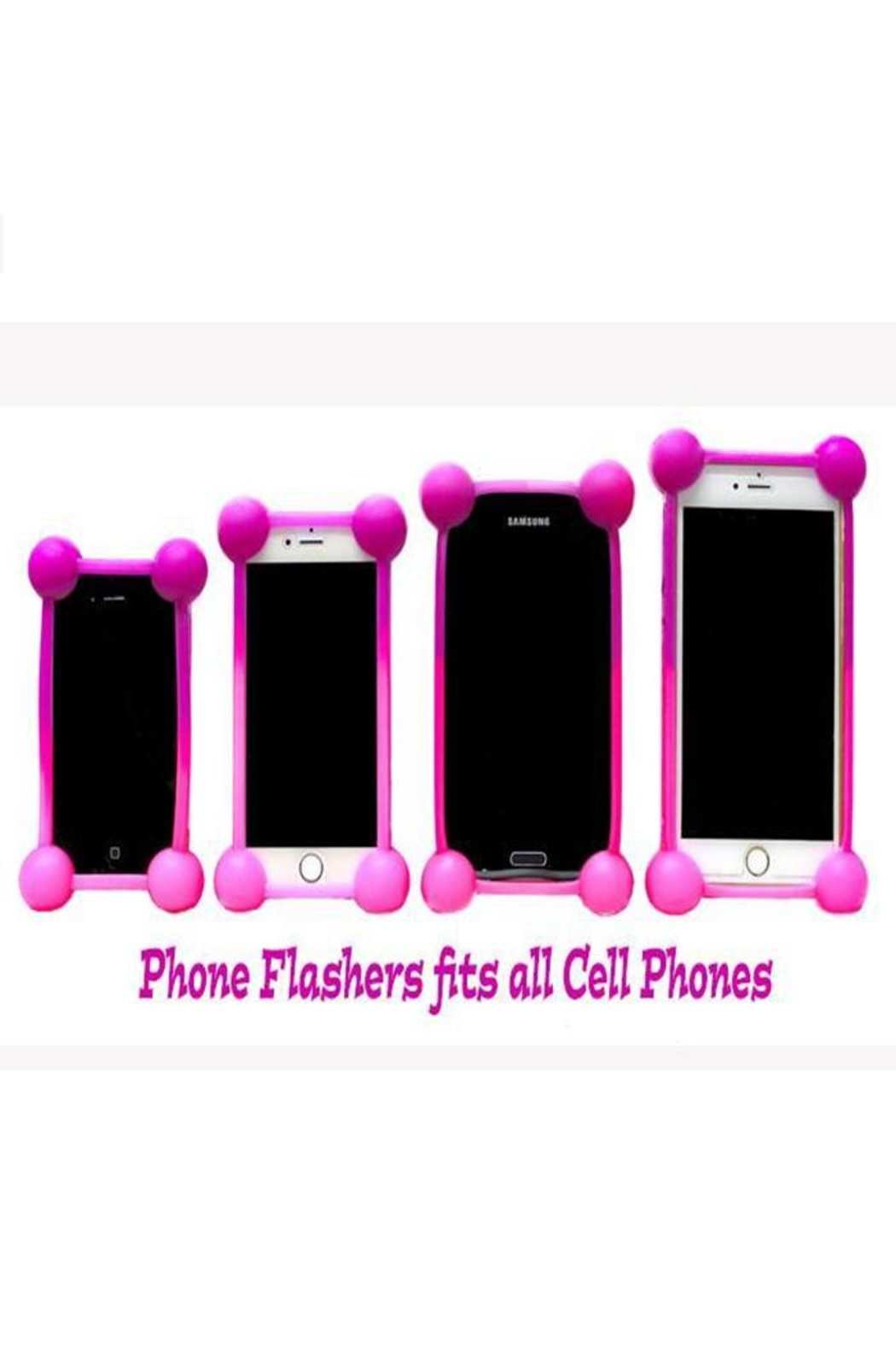 American Jewel Phone Flashers - Front Full Image
