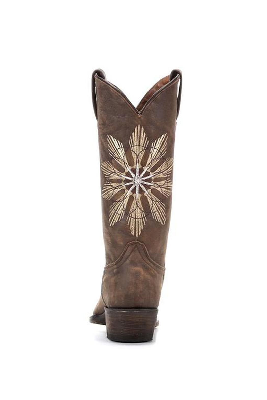American Rebel Boot Company Cheyenne Saddle Boot From
