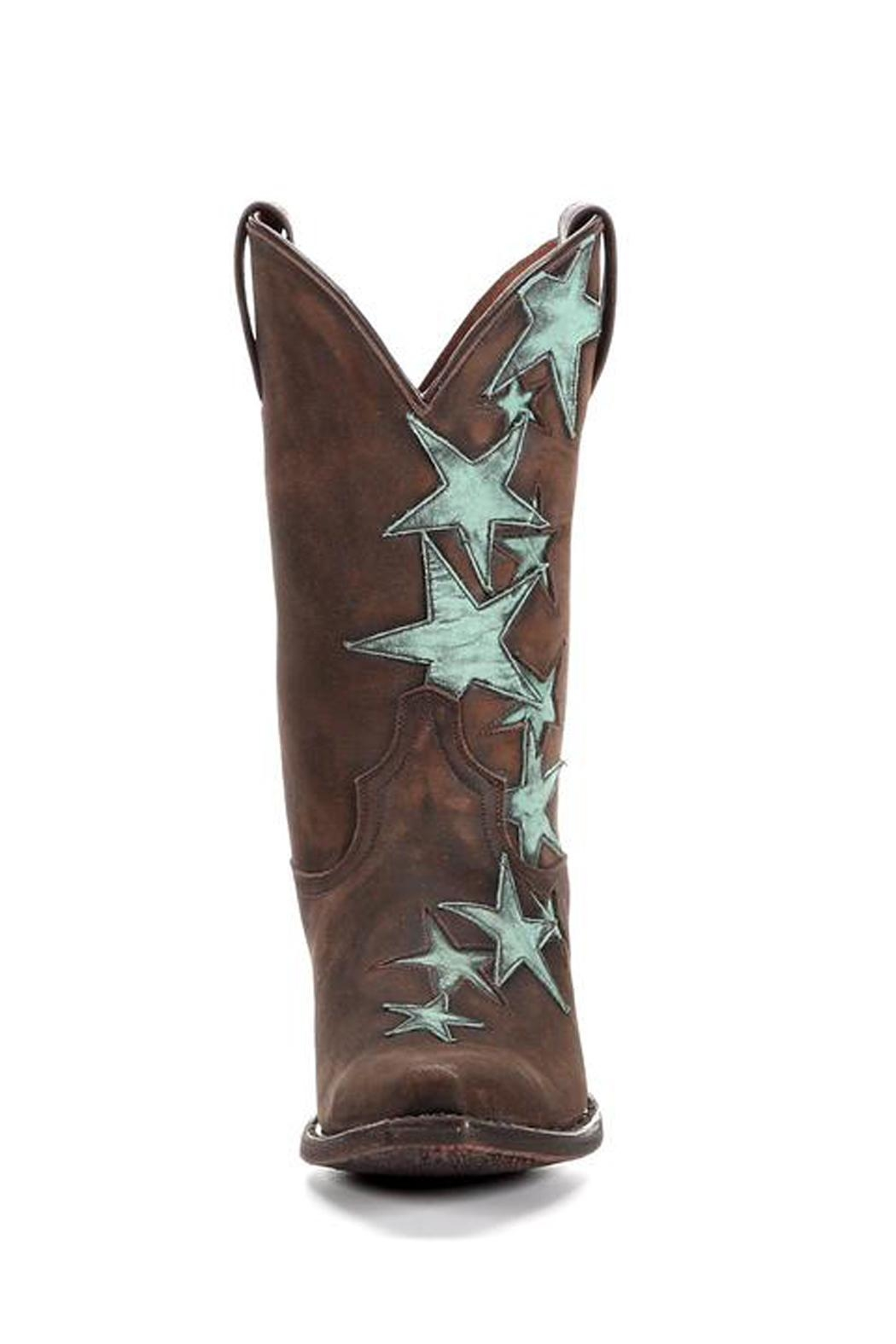 American Rebel Boot Company Country Star Cowgirl Boots - Front Full Image