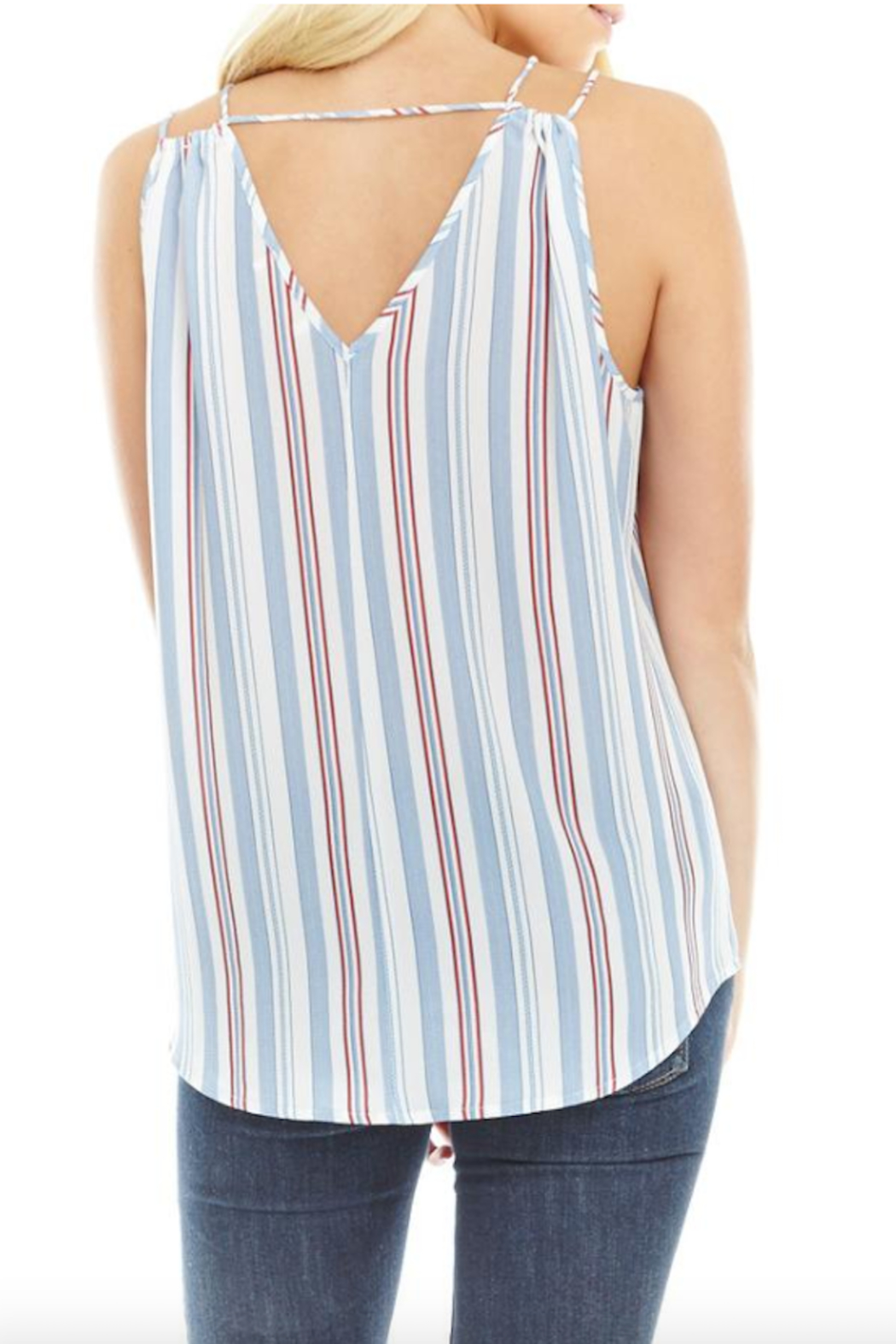 Mary and Mabel Americana Tank - Front Full Image