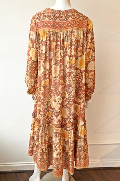Spell & the Gypsy Collective Amethyst Boho Dress - Alternate List Image