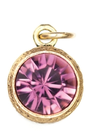 Beaucoup Designs Amethyst Charm - Product Mini Image