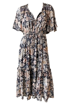 Spell & the Gypsy Collective Amethyst Garden Dress - Product List Image