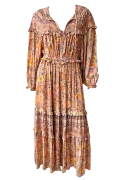 Spell & the Gypsy Collective Amethyst Gown - Product List Image