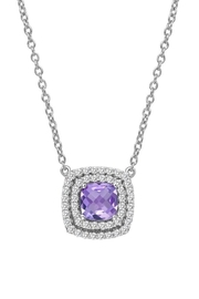 Lafonn Amethyst Necklace - Product Mini Image