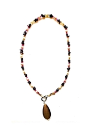 Love's Hangover Creations Amethyst Necklace - Product Mini Image