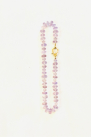 The Woods Fine Jewelry  Amethyst Short Necklace - Product Mini Image