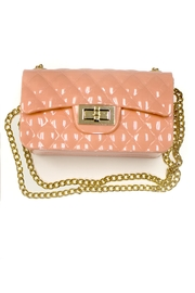 Amiana Quilted Jelly Purse - Product Mini Image