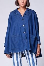 Amici Denim Swing Jacket - Product Mini Image