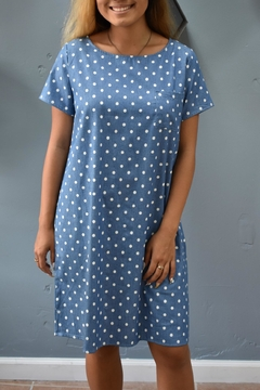 Shoptiques Product: Amie Polka Dress