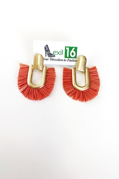 My Girl in LA Amiliae Earrings - Alternate List Image