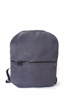Shoptiques Product: Knitted Grey Backpack