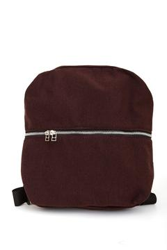 Shoptiques Product: Maroon Backpack