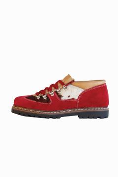 Ammann Chueli Red Shoe - Product List Image