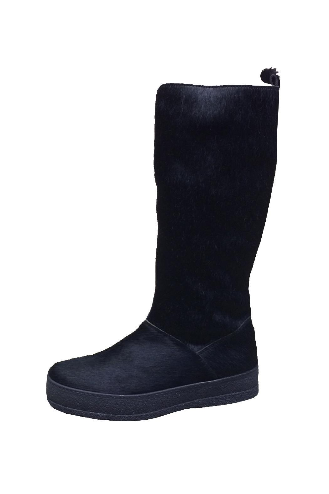 Ammann Gstaad Fur Boot - Front Cropped Image