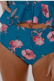 Coral Reef Swimwear  Among the Waves Bottoms - Product Mini Image