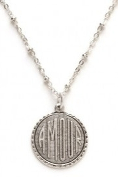 Amano Trading Amour Sterling Silver Necklace - Alternate List Image
