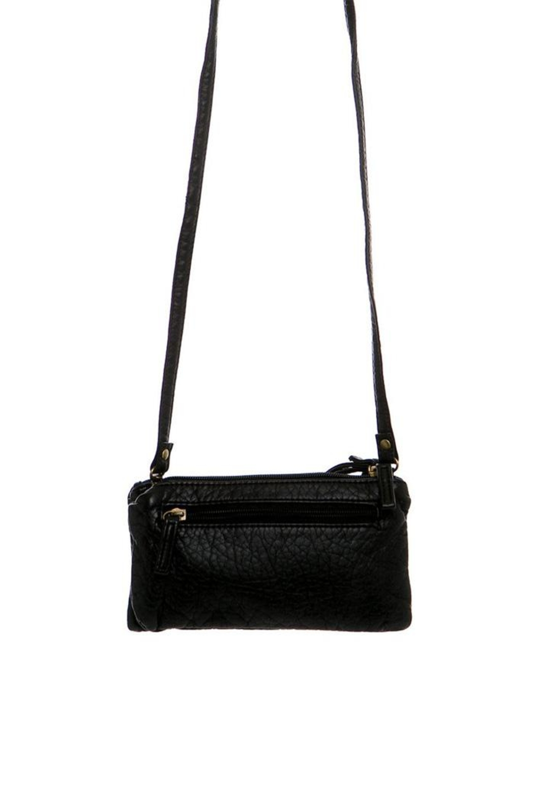 Ampere Creations Classic Three-Way Purse - Front Full Image