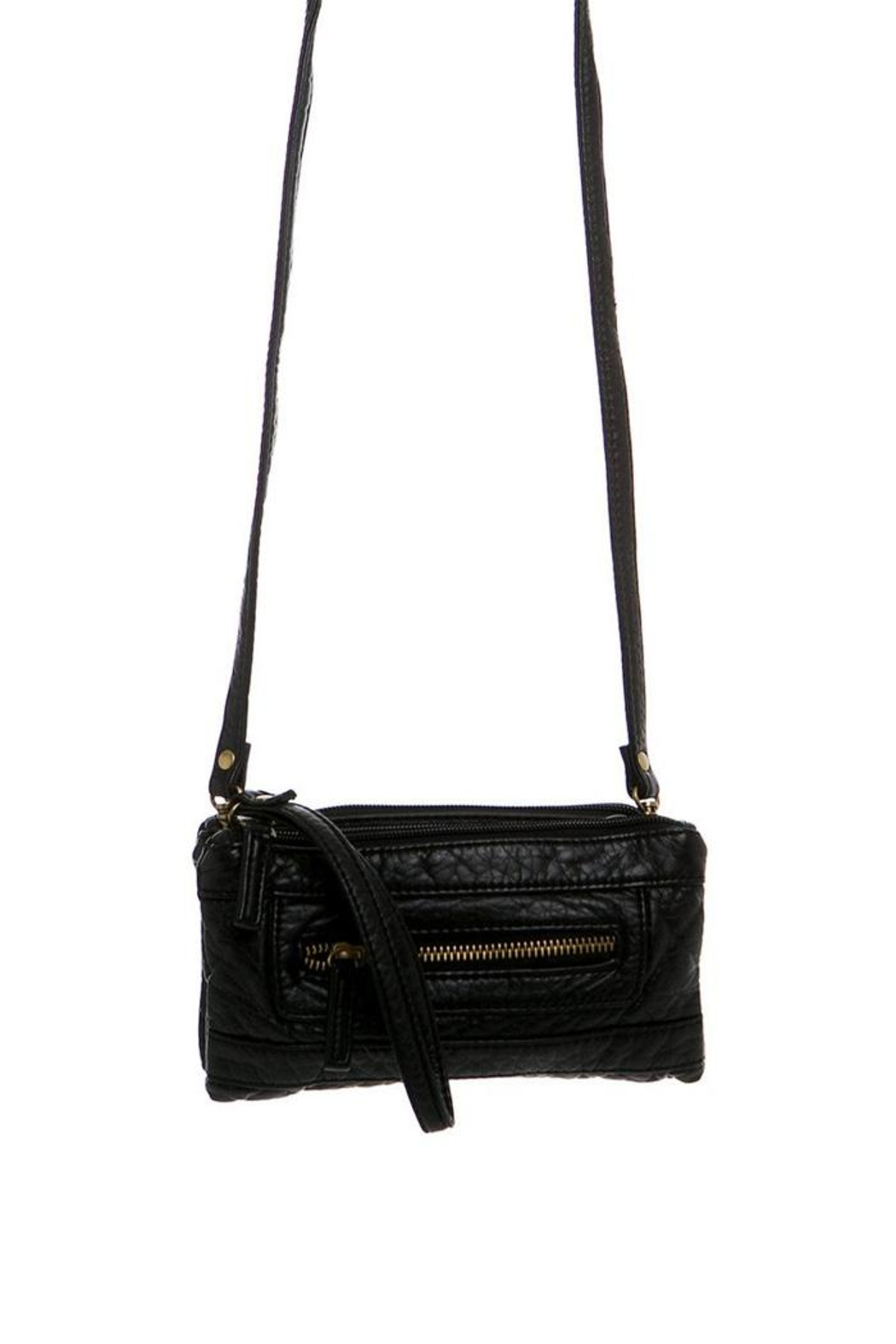 Ampere Creations Classic Three-Way Purse - Front Cropped Image