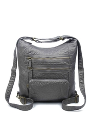 Ampere Creations Convertible Vegan Backpack - Side cropped