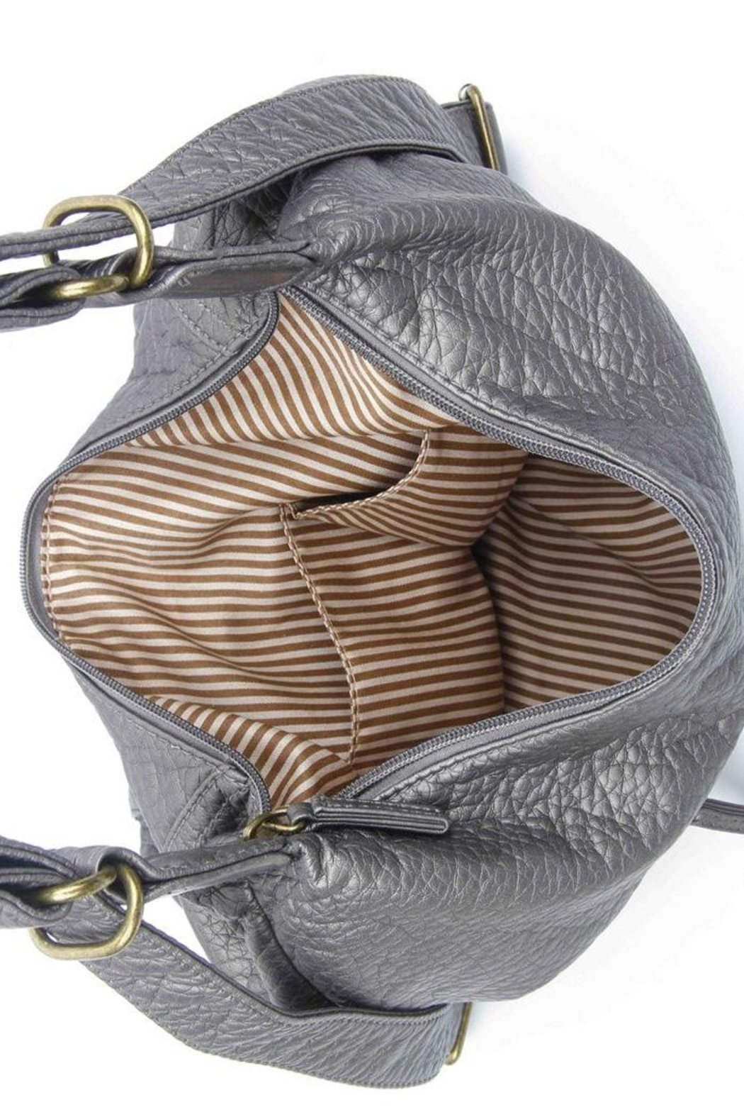 Ampere Creations Convertible Vegan Backpack - Back Cropped Image