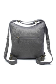 Ampere Creations Convertible Vegan Backpack - Front full body