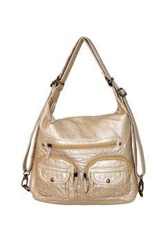 Ampere Creations Convertible Vegan Backpack - Product List Image