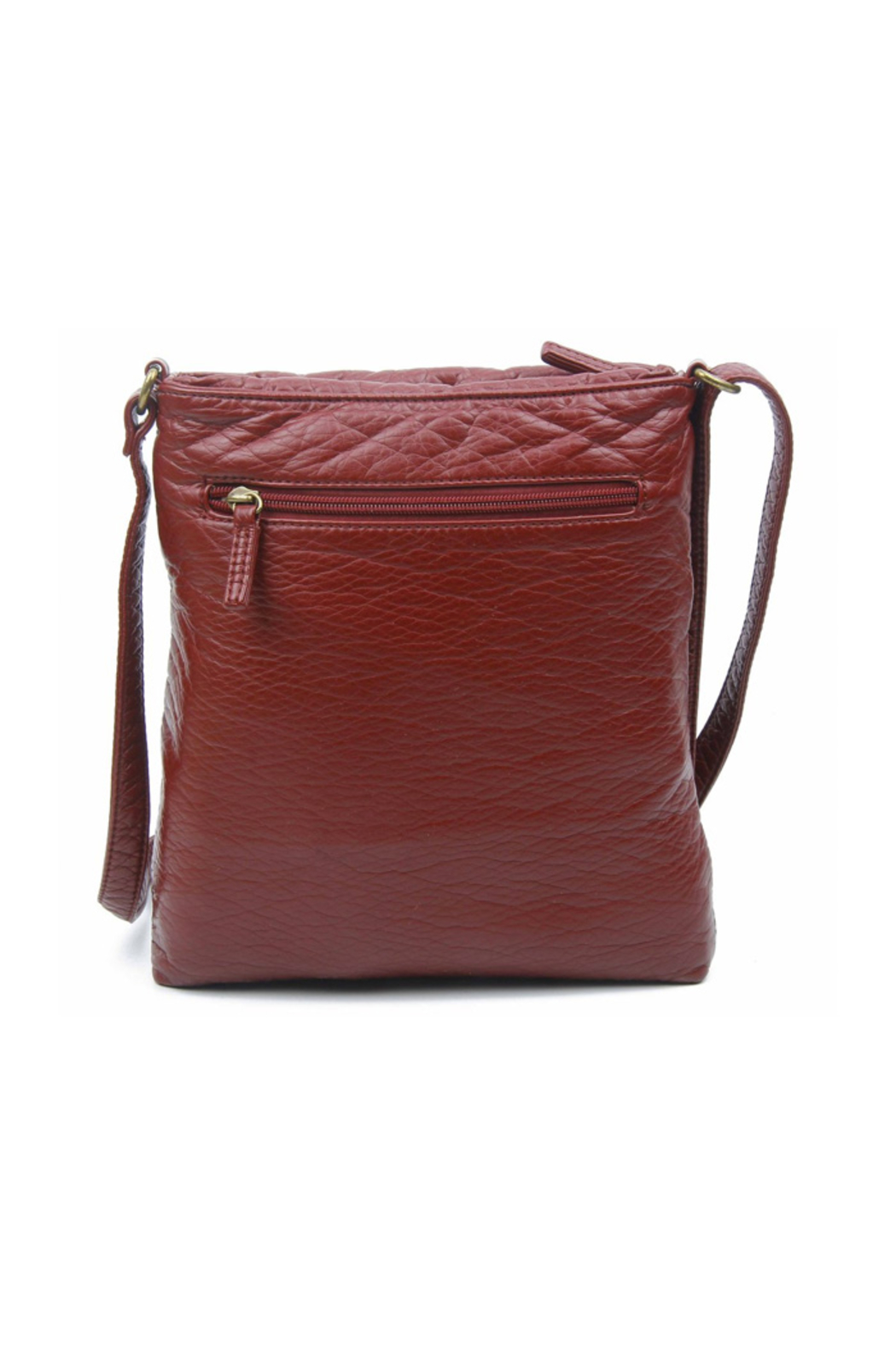 Ampere Creations Essential Cross-Body Bag - Back Cropped Image