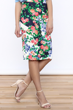 Ampersand As Apostrophe Floral Skirt - Product List Image