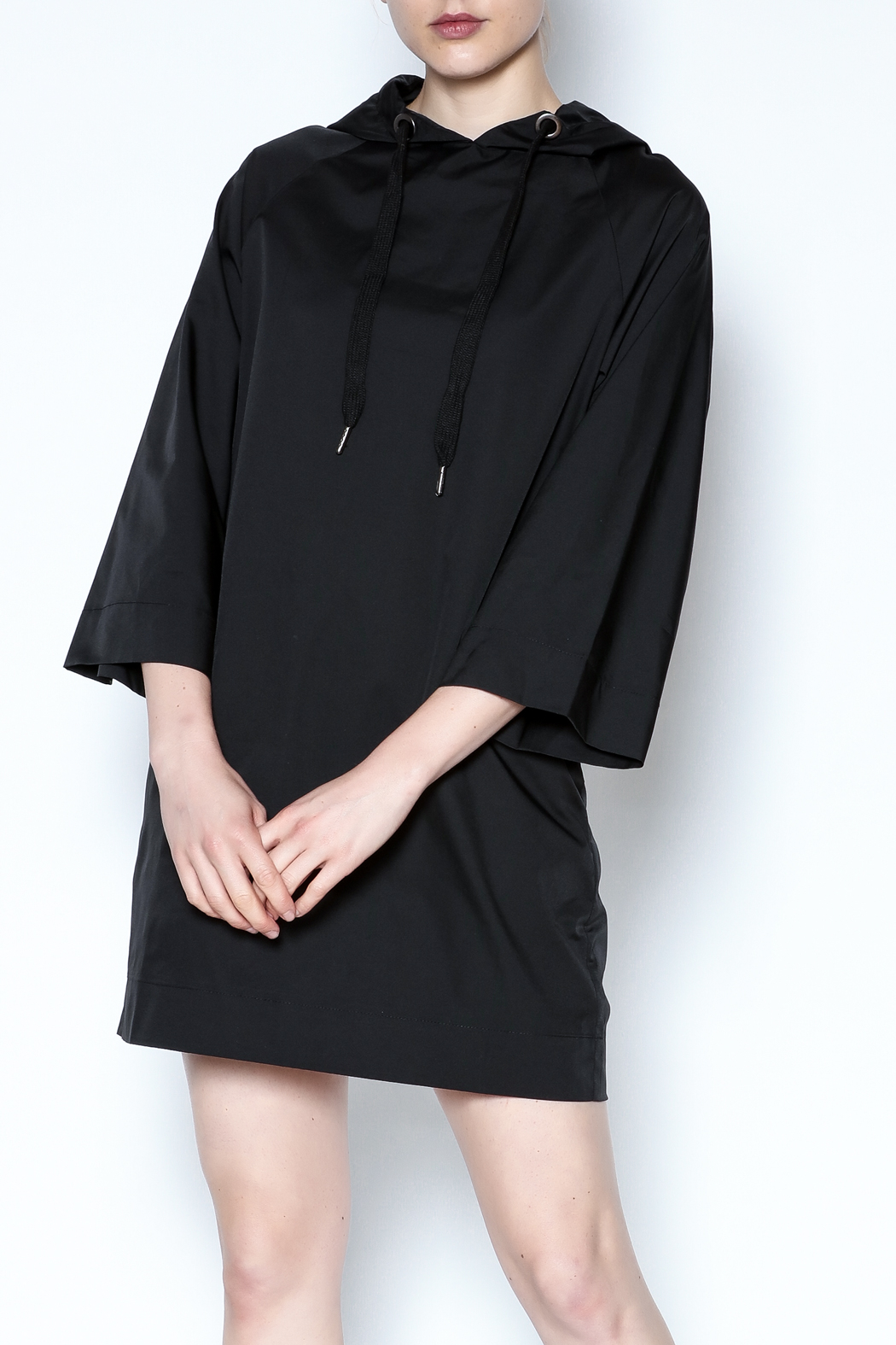 AMT Sporty Black Dress - Main Image