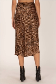 AMUSE SOCIETY Amuse Society Encore Midi Skirt - Front full body