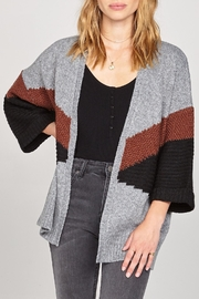 AMUSE SOCIETY Beckett Cardigan Sweater - Front cropped