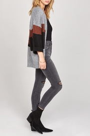 AMUSE SOCIETY Beckett Cardigan Sweater - Side cropped