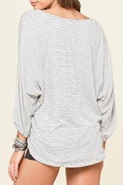 AMUSE SOCIETY Bedford Knit Top - Front full body