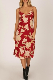 AMUSE SOCIETY Bravado Dress Red - Product Mini Image