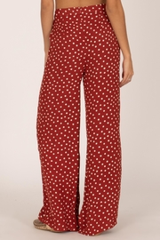 AMUSE SOCIETY Bright Side Pant - Front full body