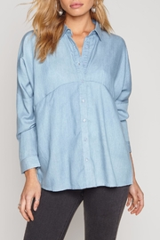 AMUSE SOCIETY Casual Friday Chambray Shirt - Product Mini Image