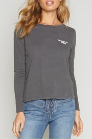 AMUSE SOCIETY Coastal Cruiser Tee - Front cropped