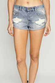 AMUSE SOCIETY Crossroads Shorts Vintage - Front cropped