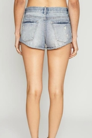AMUSE SOCIETY Crossroads Shorts Vintage - Front full body