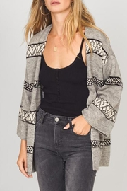 AMUSE SOCIETY Everyday Adventure Sweater - Front cropped