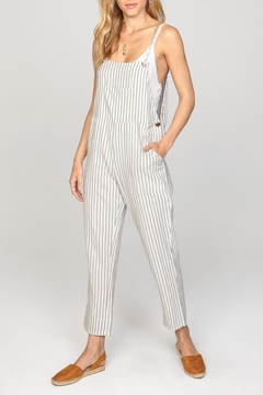 AMUSE SOCIETY Feeling Good Overalls - Product List Image