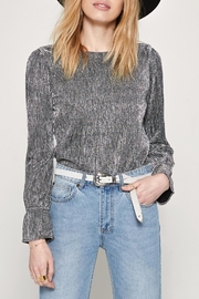 AMUSE SOCIETY Glimmer Top - Front cropped
